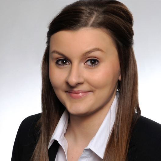 Kristina Adler, Junior Project Manager, ZELLCHEMING-Expo, previously Apprentice